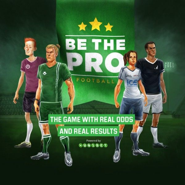 Unibet: Be The Pro Today Facebook is a well-known platform for multiuser gaming of all forms. With Be the Pro Unibet leads the way for betting companies into this exciting potential growth market.