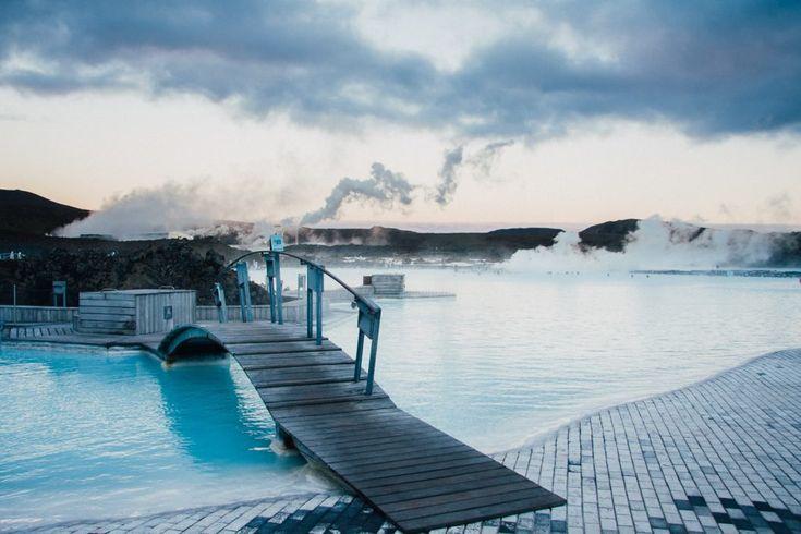 Reykjavik Stoppover Blaue Lagune