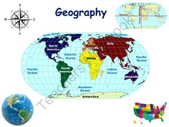 Human & Cultural Geography: Definition, Characteristics ...