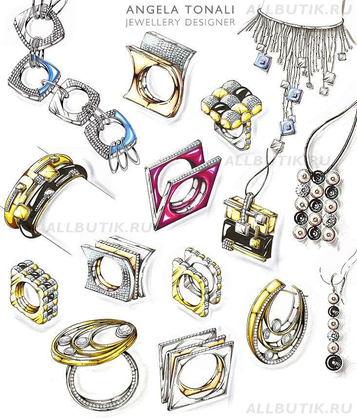 japanese jewelry designers - Google 검색