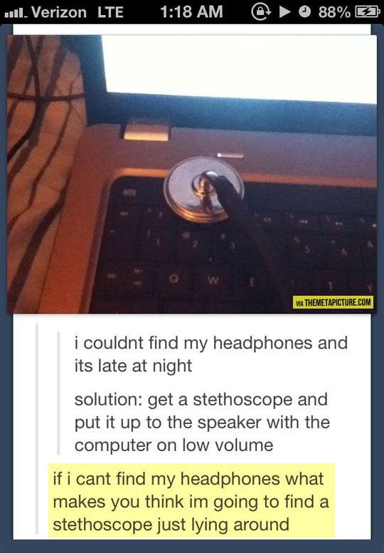I laughed so hard!!!!