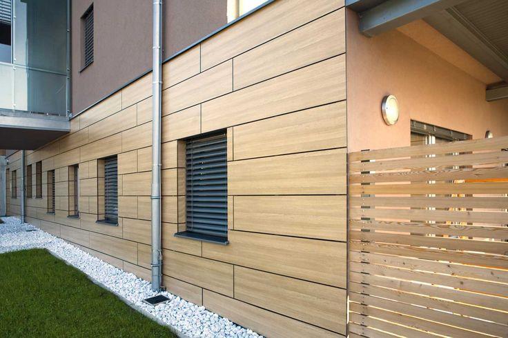 Individual Housing Villa Ostrozno Trespa Architecture