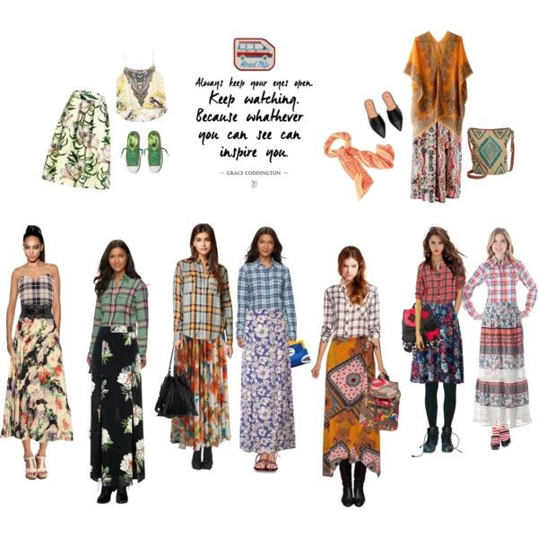 A fashion look from August 2016 by happiestime featuring Kendall + Kylie, Chaps, Wrangler, Sanctuary, Denim & Supply by Ralph Lauren, Equipment, Topshop, Miss S...