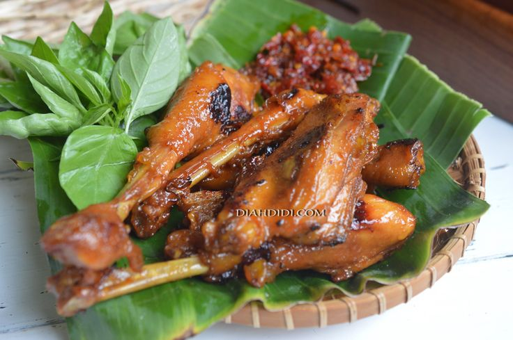 Diah Didi's Kitchen: Ayam Bakar Solo