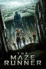 The Maze Runner Movie 2014