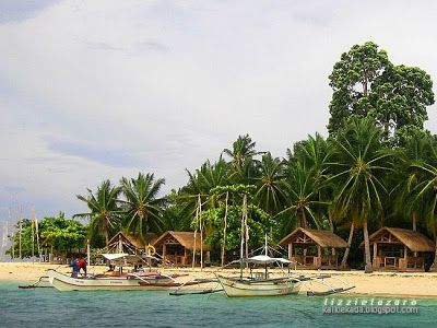Kali : Hunda Bay, Palawan