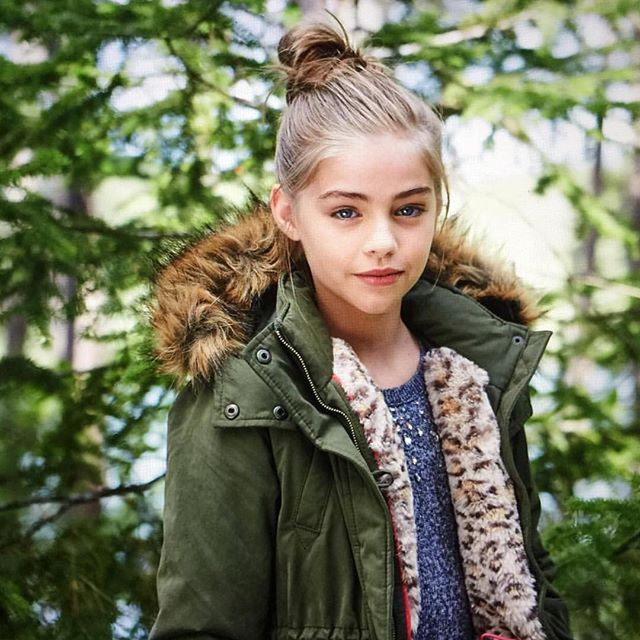 ABERCROMBIE KIDS Thank you so much for this beautiful picture @kurteggering during our photoshoot this summer. Jade loved to wor -