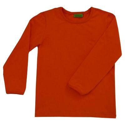 Pitkähihainen paita, D-mitoitus, yksivärinen