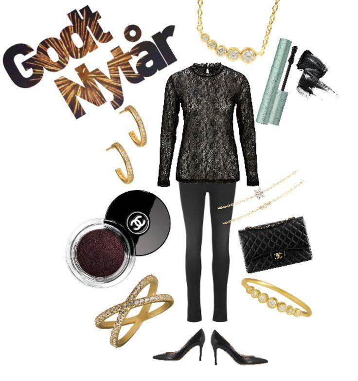 Klar til nytår? #hvisk #hviskstyling #hviskstylist #hviskjewellery #smykker #jewellery #ringe #rings #halskæde #halskæder #armbånd #forgyldtearmbånd #bracele #forgyldt #outfit #outfits #nýtår #godtnytår #HappyNewYear #NewYear