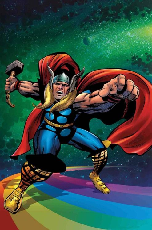 Generations: The Unworthy Thor & Mighty Thor #1