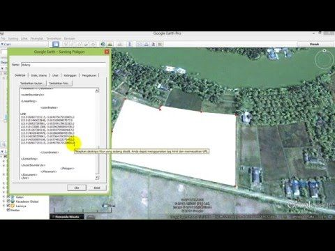 Convert Google Earth to AutoCAD Map - YouTube