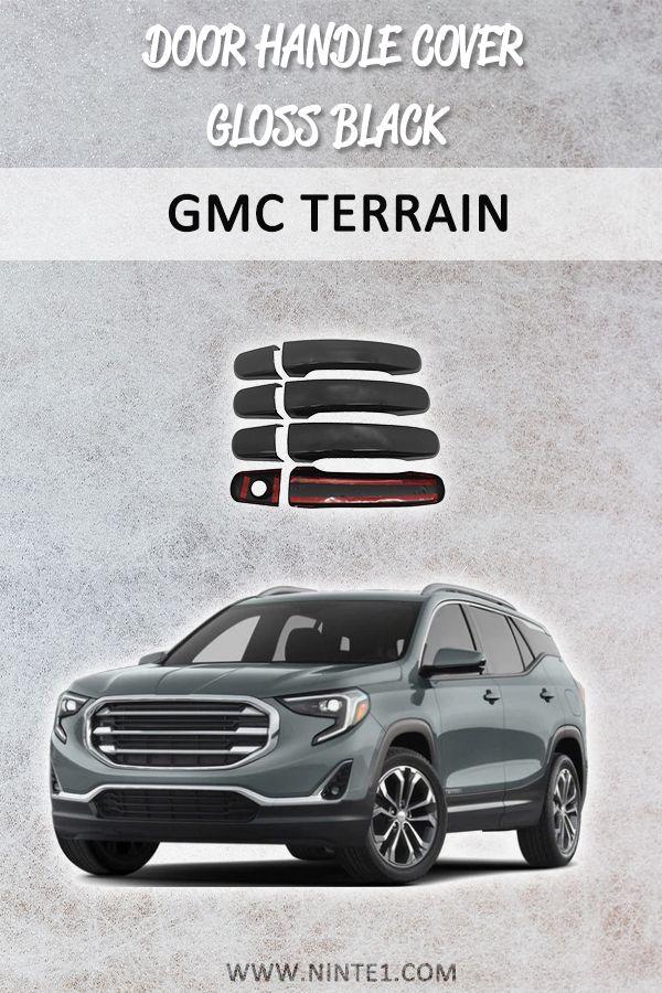 Ninte Gmc Terrain Acadia Chevy Equinox Traverse Malibu Hhr Gloss Black Door Handle Cover With 1 Keyhole In 2020 Ford Explorer Ford Explorer Accessories Black Door Handles