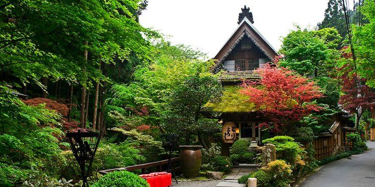 歳時記 - 東京・高尾 いろり炭火焼料理「うかい鳥山」