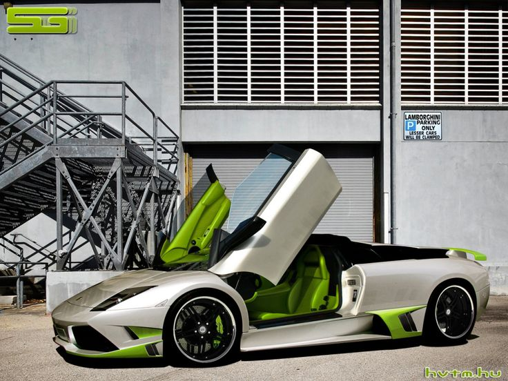 Lambo Murcielago- my future car!