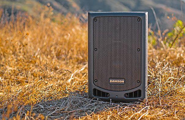 #audiovisual  #Keeley Samson XP108 W: sistema PA portátil para eventos en exteriores y grandes espacios #AVnews