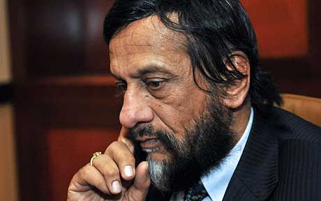 Why did the Charities Commission let the European wing of Rajendra Pachauri's   empire get away with such poor accounting, asks Christopher Booker.