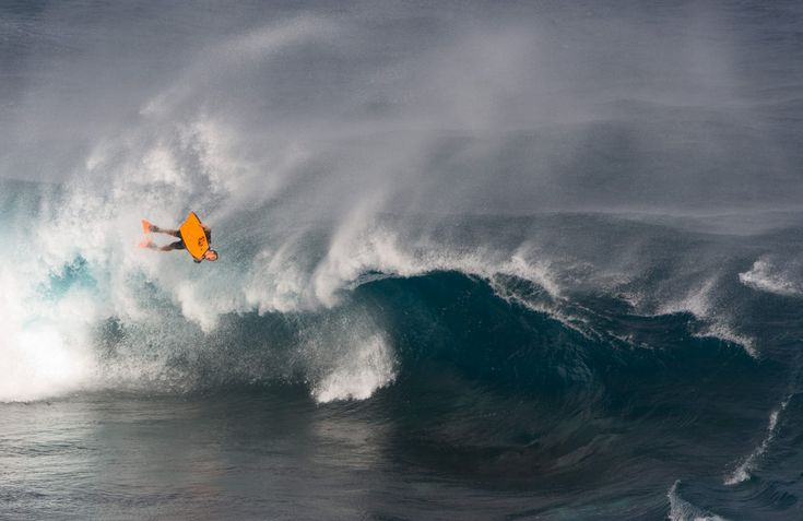 Galdar a pro bodyboard spot and one of the best beaches in Gran Canaria for surf and adventure. Flickr Image by azuaje