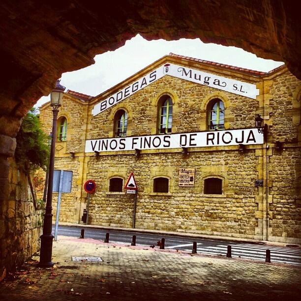 Bodegas Muga: Haro-la Rioja, Spain
