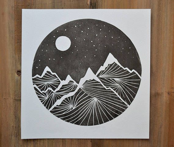 Best 25 Linocut Prints Ideas On Pinterest Lino Cuts
