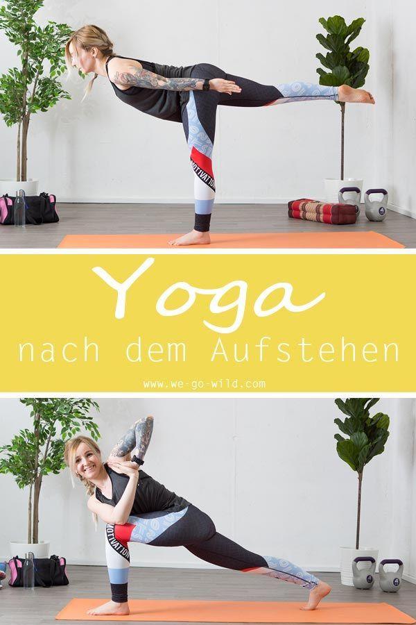 Yoga Am Morgen Zum Wach Werden 11 Ubungen Fur Mehr Energie Yoga