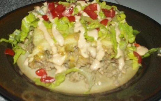 Big Mac Casserole Recipe - Details, Calories, Nutrition Information   RecipeOfHealth.com