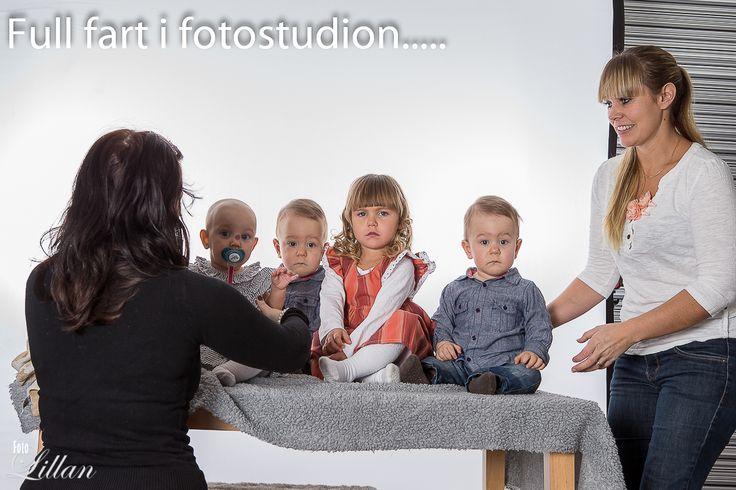 #Syskonfotografering av Fotolillan  #Siblings #Photography