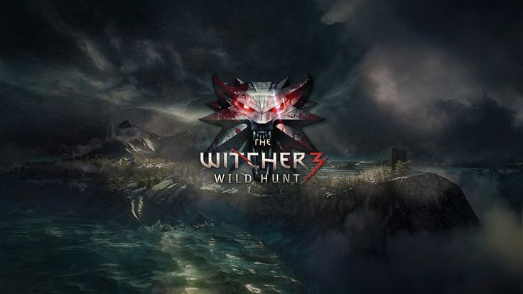 The Witcher The Witcher 3: Wild Hunt Regen Küste  Spiele