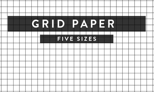 download printable paper templates: grid, crosshatch, notebook, ruled and web templates for browser, iPad and iPhone