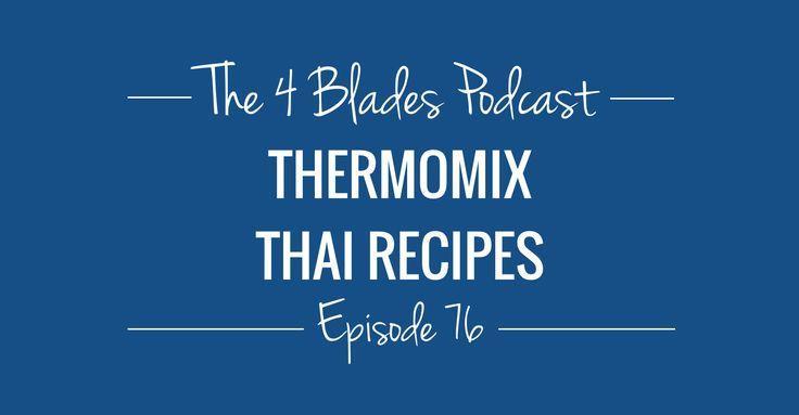 T4B076: Thermomix Thai Recipes