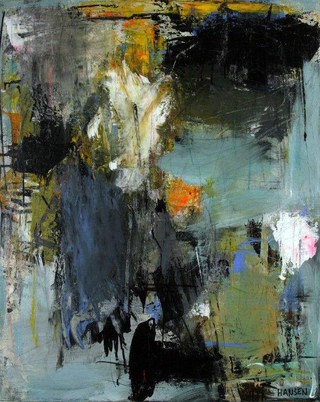 Lars Kristian Hansen - Artic Animals, 100x81 cm