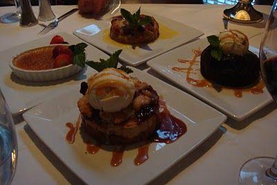 FOOD FASCINATION: Ruth's Chris Steak House
