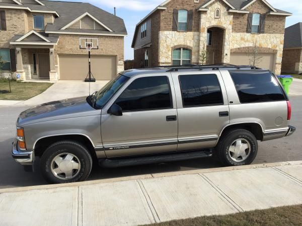 1999 Chevy Tahoe for sale near Lackland AFB Texas MilClickcom