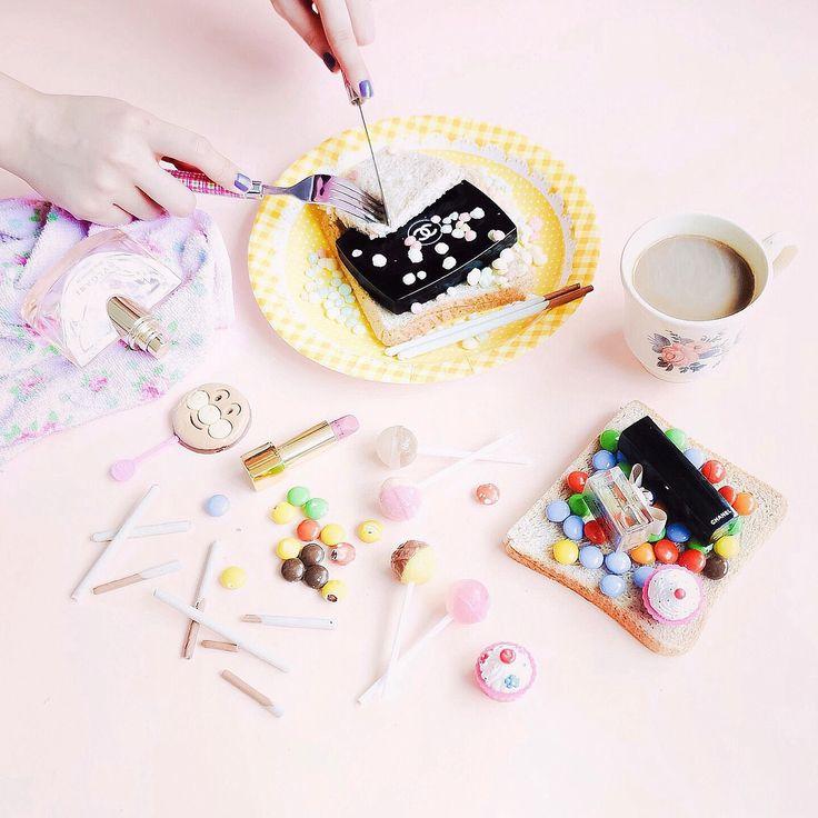 breakfast time! by lealinaa on instagram