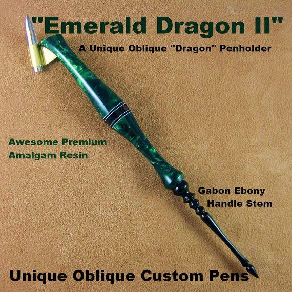 501 best Oblique Pen Holders images on Pinterest | Pen ...