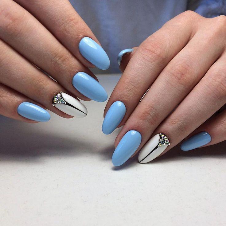 "Polubienia: 1,222, komentarze: 4 – Поиск идей для ваших ногтей (@nail_poisk) na Instagramie: ""Работа мастера @annamax.nailspro"""
