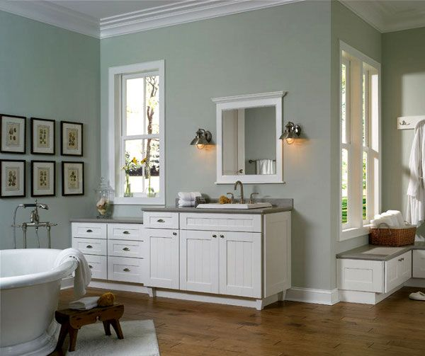 83 Best Woodharbor Cabinetry Images On Pinterest: 83 Best Bathroom Cabinets Images On Pinterest
