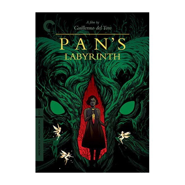 Guillermo del Toro: Pan's Labyrinth DVD