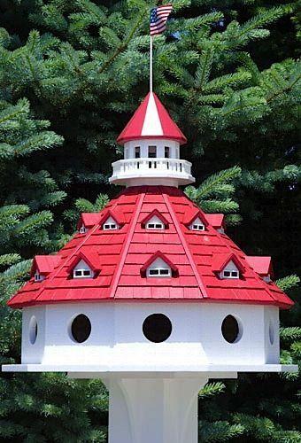 hotel california purple martin birdhouse - Purple Martin Houses
