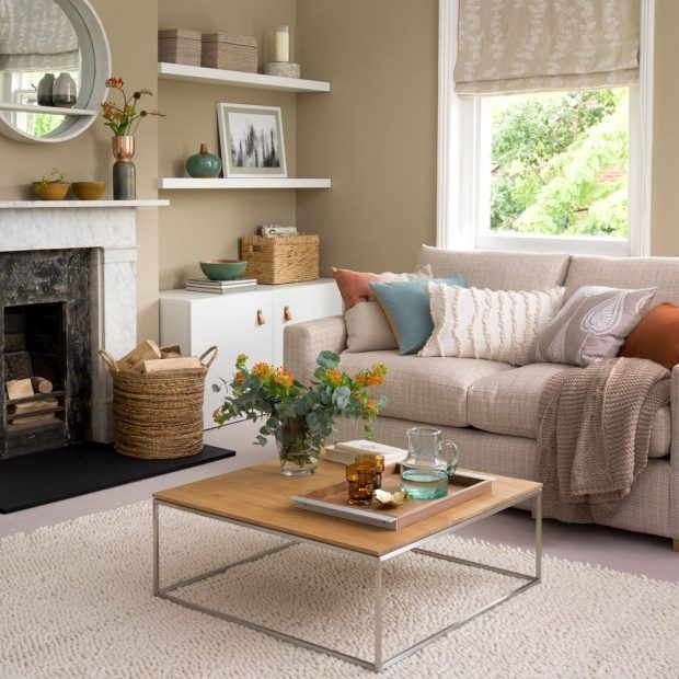 Traditional Livingroom Ideas Traditional Living Room Pictures Ideal Home Neutral Living Room Traditional Design Living Room Living Room Decor Traditional #traditional #living #room #furniture #ideas