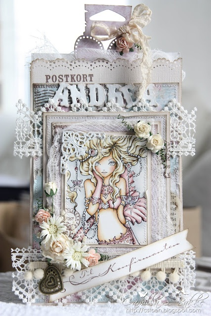 Cards by Camilla: Sweet Pea Stamps