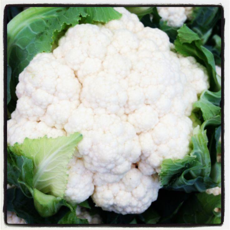 Ontario Cauliflower!