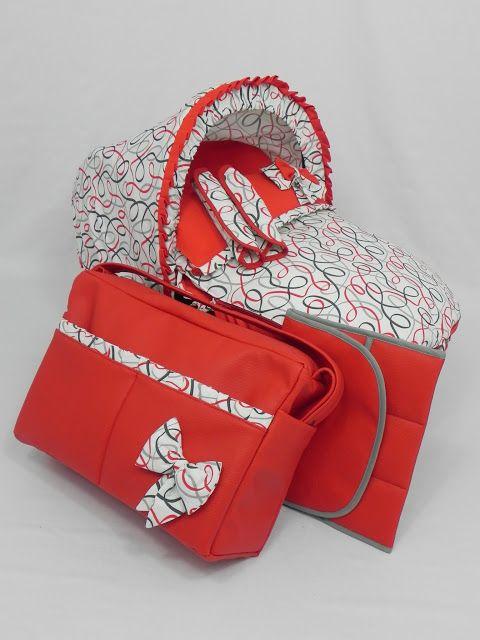 Conjunto para la silla grupo 0 del coche Concord Neo con colorido para alegrar el paseo del bebé en Otoño-Invierno.  El saco, la capota y lo...