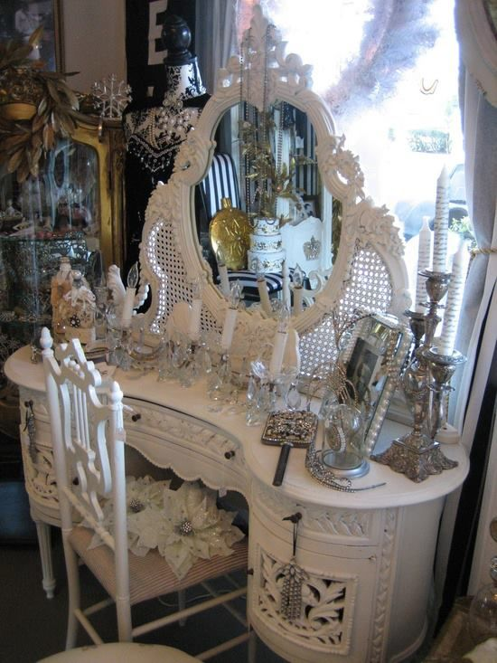 Where do people find this gorgeous furniture?