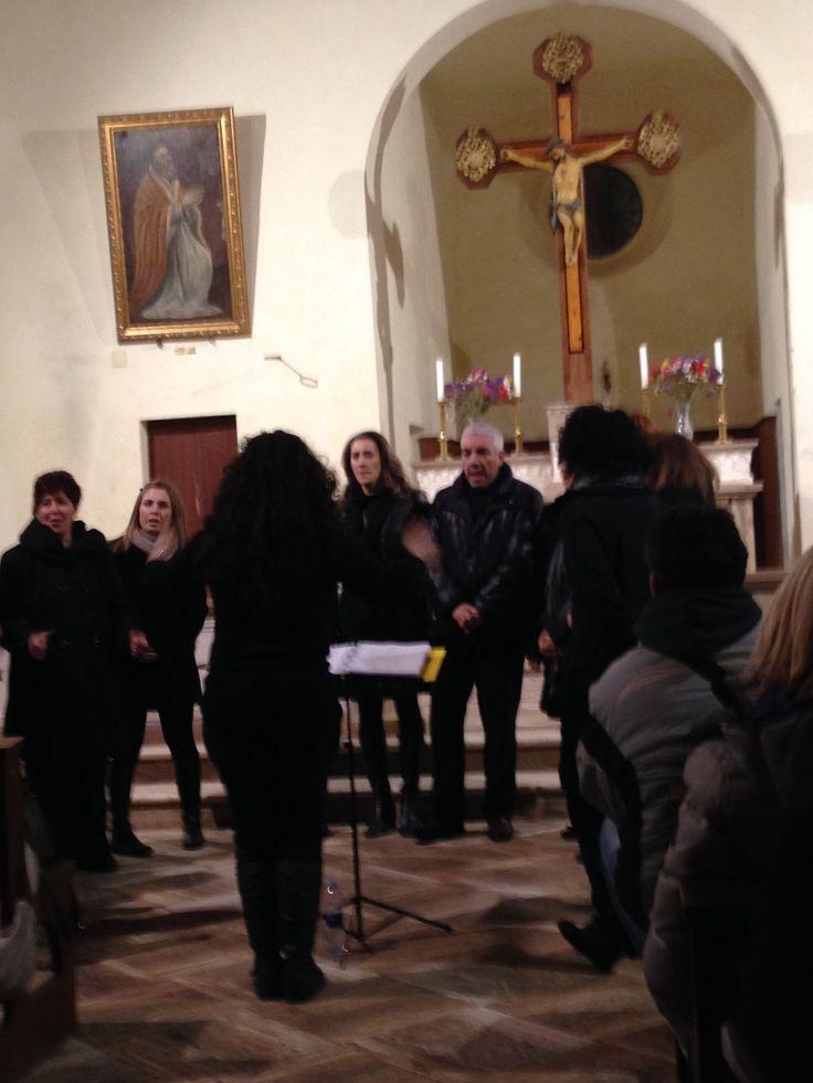 Coro Gospel alla Pieve