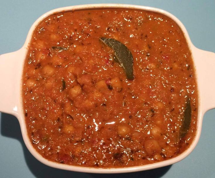 Spicy Chickpea Curry by Angelic Fire on www.recipecommunity.com.au