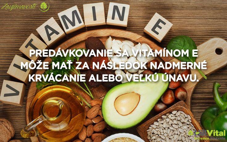 Ďalšia z našich zaujímavostí sa bude týkať vitamínov a ich nadmernému požívaniu. Vedeli ste, že aj vitamínmi sa môžeme predávkovať? 💊