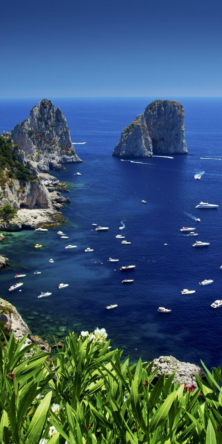 Capri, Amalfi Coast, Italy