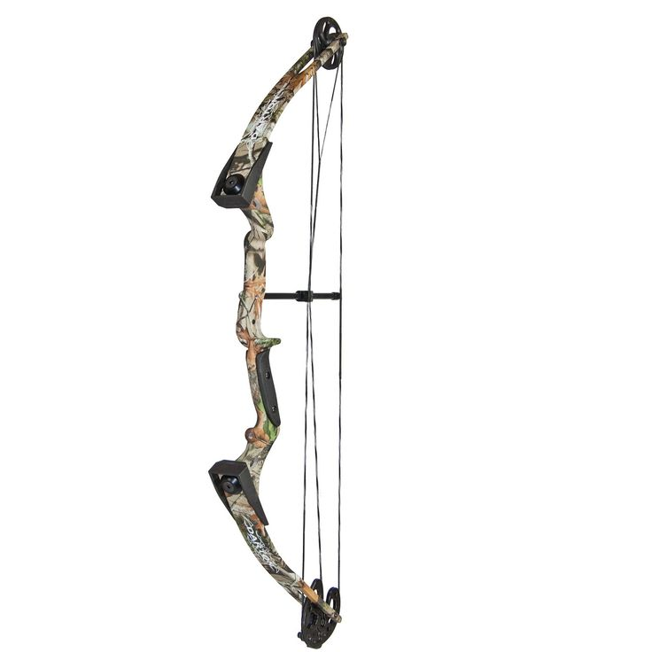 Darton Ranger X Youth Compound Bow Pkg Vista Camo 15-50lb RH
