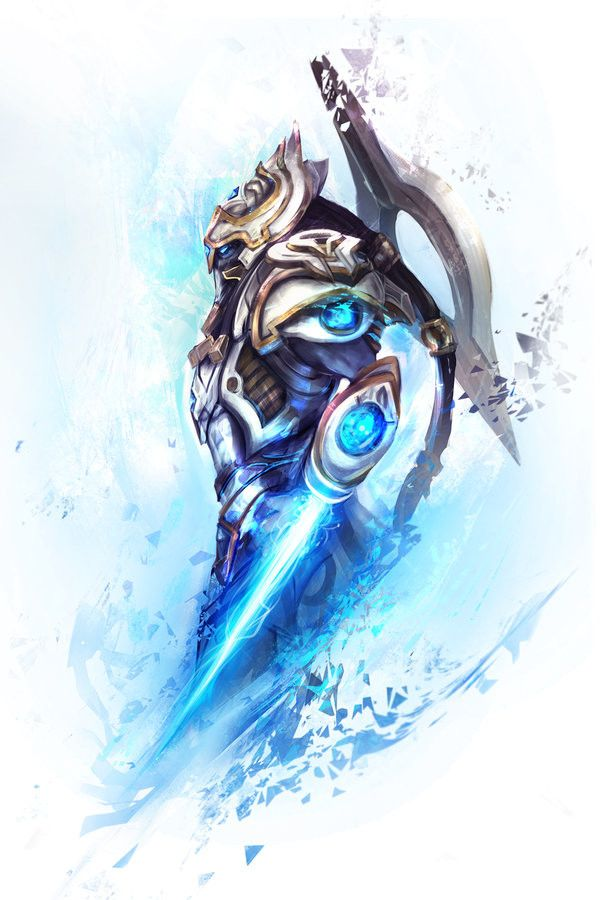 artanis-fanart, Wojtek Depczyński on ArtStation at https://www.artstation.com/artwork/z5dVZ