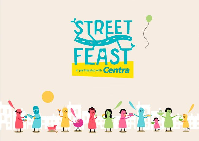 Street Feasts around Ireland on Sunday 23 June 2013
